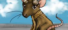 चूहे की दिल्ली यात्रा