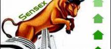 सेंसक्स रिकार्ड आसमान पर , मुर्गा बाजार ब्लास्ट