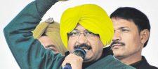 अब आप चले गोवा,पंजाब सिर्फ एक मंत्री है दिल्ली वालों के पास