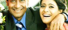 काजोल और अजय देवगन को शादी मुबारक