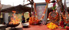 बुलेट मंदिर-चमत्कार को नमस्कार