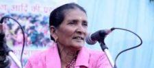 उत्तराखंड की पहली लोकगायिका कबूतरी देवी