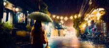 वो बरसात की रात