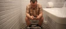 शौचालय पुरुष दिवस की बधाई